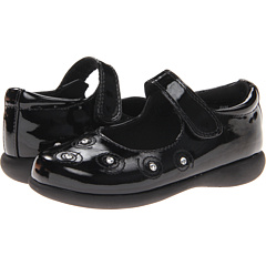 SALE! $16.99 - Save $11 on Rachel Kids Jewel (Toddler Little Kid) (Black Patent) Footwear - 39.32% OFF $28.00