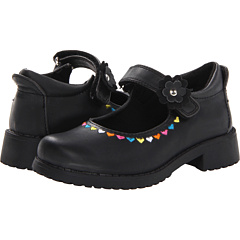SALE! $16.99 - Save $11 on Rachel Kids Marissa (Toddler Little Kid) (Black Smooth) Footwear - 39.32% OFF $28.00