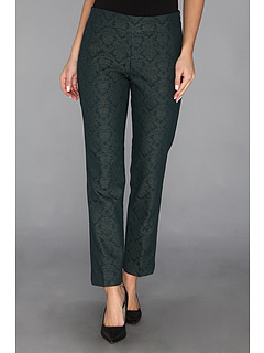 SALE! $39.99 - Save $88 on NIC ZOE The Silvia Down To Earth Ankle Pant (Deep Space) Apparel - 68.76% OFF $128.00