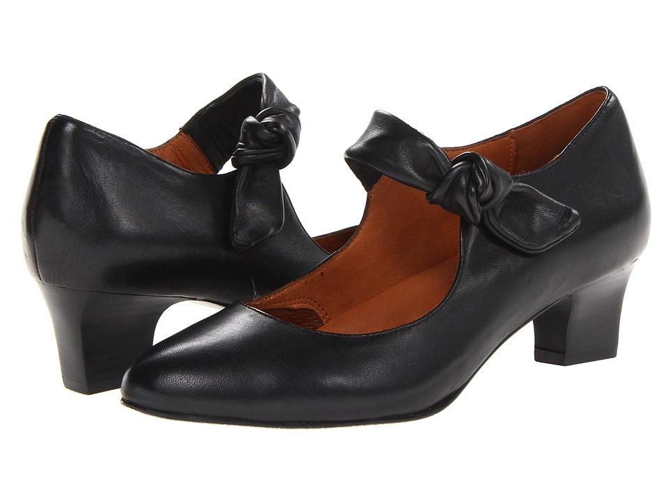 Gentle Souls - Grapevine (Black) Women's Shoes
