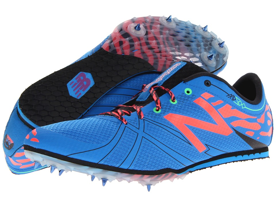 New Balance - MD500v3 (Blue Atoll/Hot Pink/Black) Men's Running Shoes