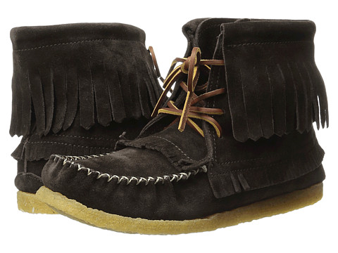 Eastland - Aztec 1955 Edition Collection (Brown Suede) Women's Lace-up Boots