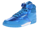 Reebok - Ex-O-Fit Plus Hi R13 (Rain/Risk Blue/White)