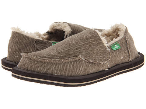 Sanuk Kids - Vagabond Chill (Toddler/Little Kid/Big Kid) (Brown) Boys Shoes
