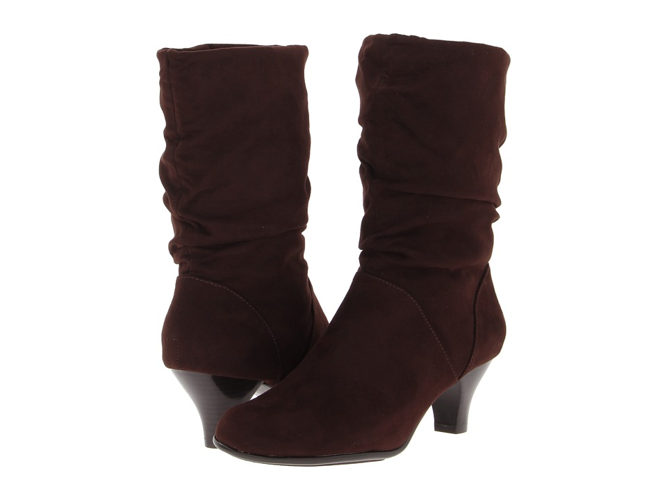 A2 by Aerosoles Wise N Shine (Dark Brown Combo) Women