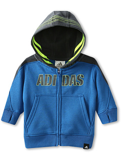 SALE! $11.99 - Save $24 on adidas Kids Power Hoodie (Infant Toddler) (adi Hi Res Blue) Apparel - 66.69% OFF $36.00