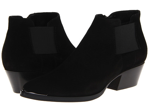 Aquatalia - Fetch (Black Suede) Women