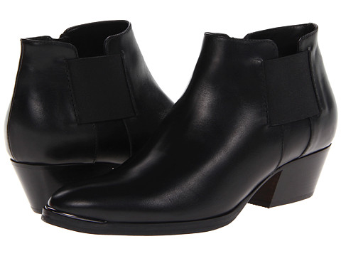 Aquatalia - Fetch (Black Calf) Women