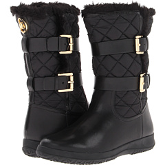 MICHAEL Michael Kors Aaran Boot (Black) Footwear