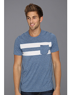 SALE! $14.99 - Save $20 on Hurley Block Riot Knit Shirt (Martme Blue) Apparel - 57.17% OFF $35.00