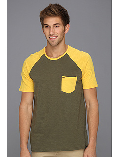 SALE! $16.99 - Save $13 on Hurley React Raglan Knitscrewin (Fort Green) Apparel - 42.41% OFF $29.50