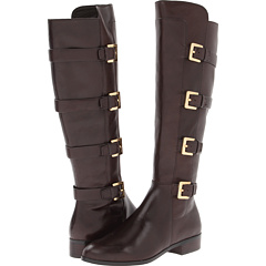 MICHAEL Michael Kors Tamara Boot (Dark Coffee) Footwear