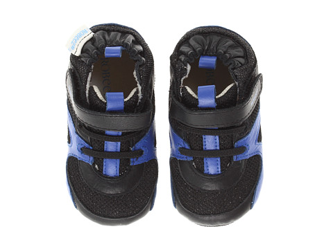 Robeez - Henry Mini Shoe (Infant/Todder) (Black) Kids Shoes