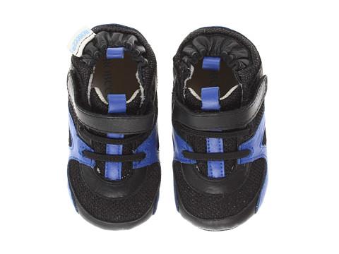 Robeez - Henry Mini Shoe (Infant/Todder) (Black) Kids Shoes