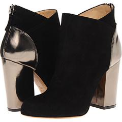 Marvin K Dara (Black Suede Combo) Footwear
