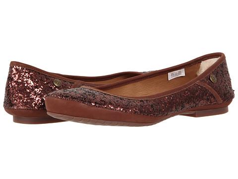 UGG - Antora Glitter (Chocolate) Women