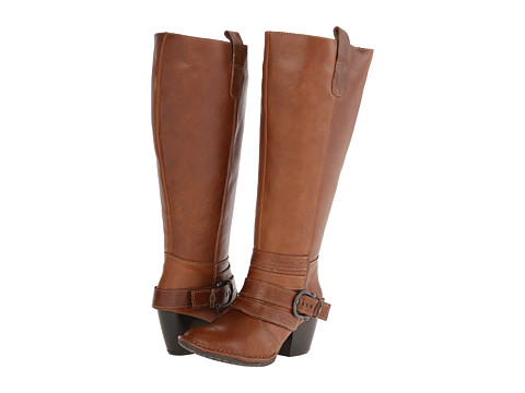 Lassen - Jessop Extra Wide Calf (Tan) Women