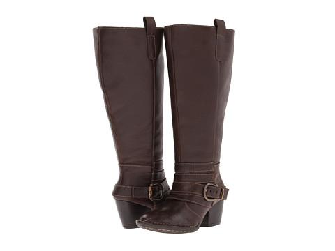 Lassen - Jessop Extra Wide Calf (Chocolate) Women's Dress Zip Boots