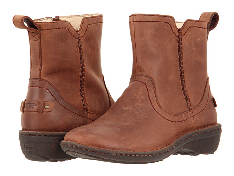 UGG - Neevah (Chocolate Leather) Women's Boots