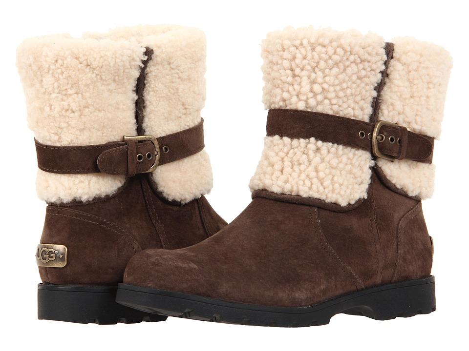 UGG - Blayre (Espresso) Women's Boots