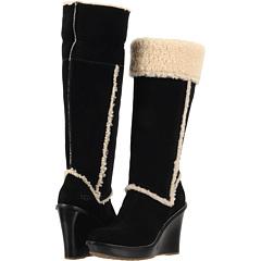 UGG Aubrie (Black) Footwear