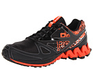 Reebok - ZigKick Trail 1.0 (Black/Blazing Orange/Pure Silver)
