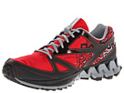 Reebok - ZigKick Trail 1.0 (Excellent Red/Black Flat Grey/Blazing Orange)