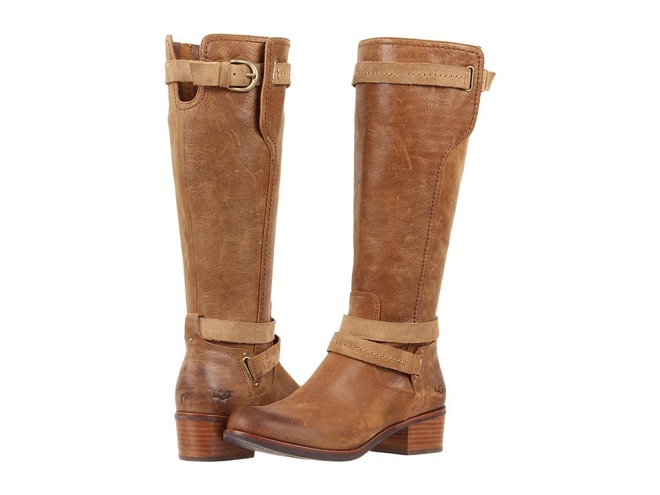 UGG - Darcie (Chestnut) Women's Boots