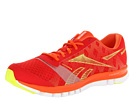 Reebok - Reebok SubLite Duo Chase (Techy Red/Blazing Orange/Neon Yellow/White)