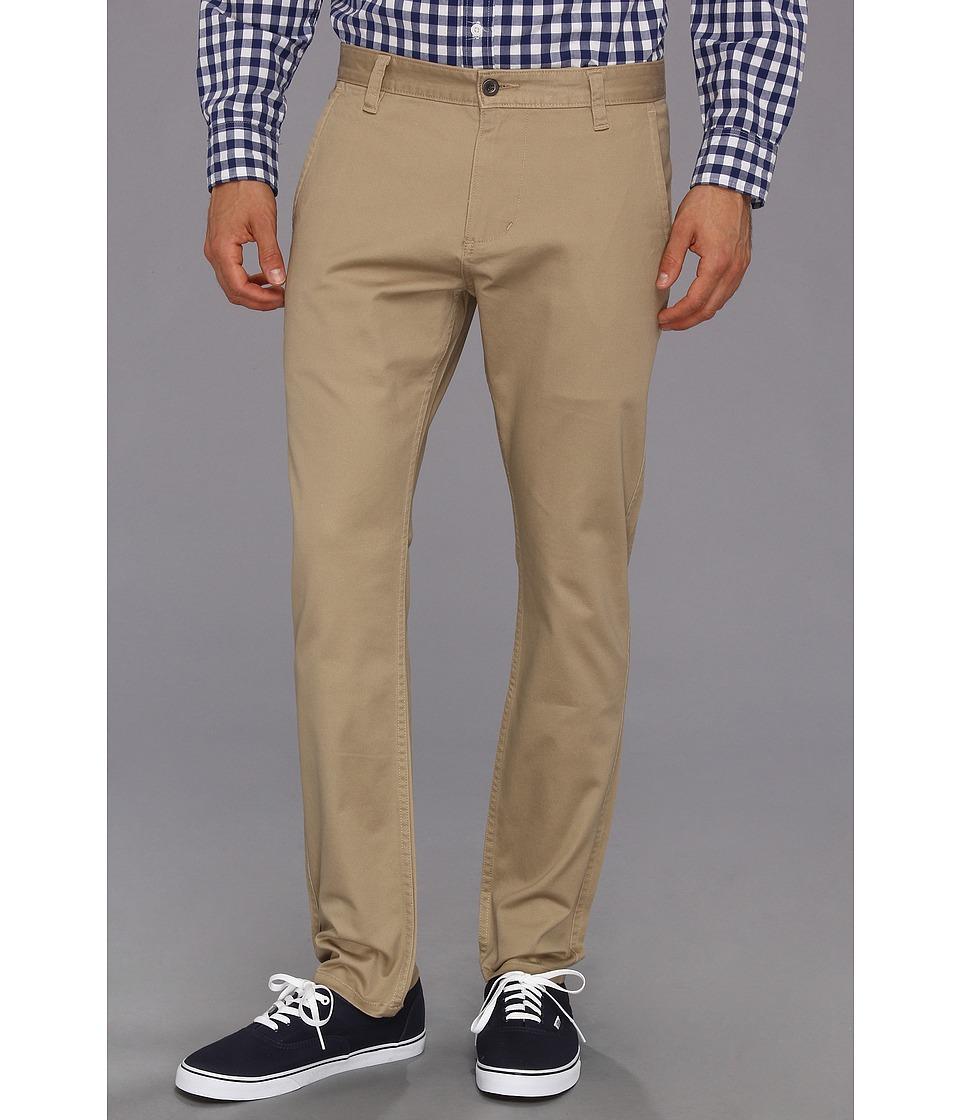Dockers Men's - Alpha Khaki Skinny Twill (Chino) Men's Jeans