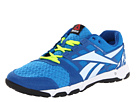 Reebok Reebok One Trainer 1.0 (Trust Blue/Risk Blue/White/Black/Excellent Red/Neon Yellow) Men's Cross Training Shoes