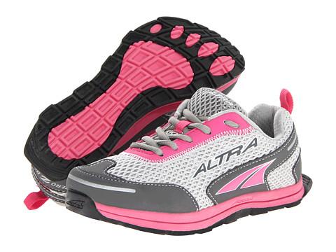 Altra Zero Drop Footwear - Instinct Jr (Little Kid/Big Kid) (Pink) Running Shoes
