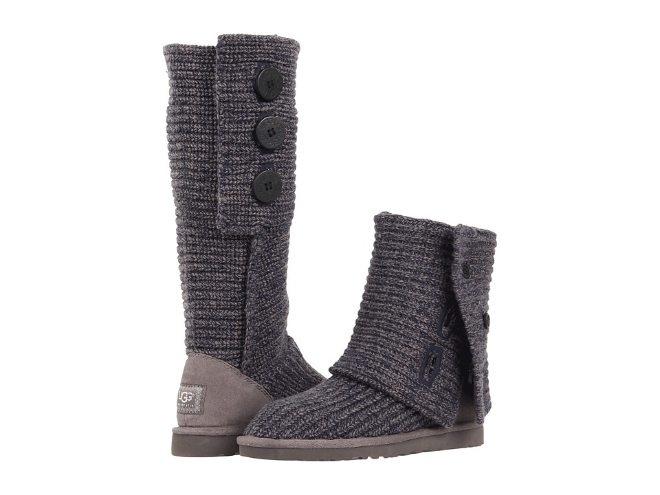 UGG - Classic Cardy (Navy/Charcoal) Women's Boots