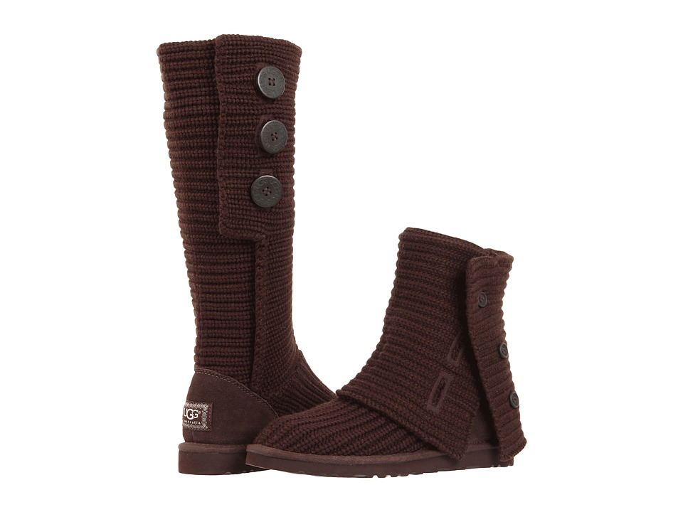 UGG - Classic Cardy (Java) Women's Boots