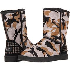 UGG Rowland (Black) Footwear