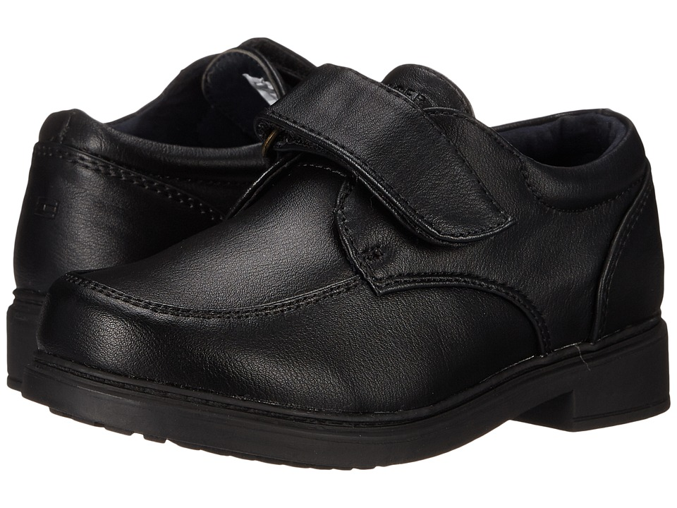 Tommy Hilfiger Kids - Robbie HL (Toddler/Youth) (Black) Boy's Shoes