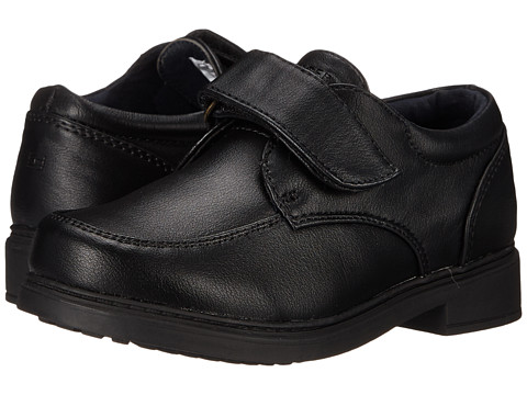 Tommy Hilfiger Kids - Robbie Velcro (Toddler/Youth) (Black) Boy's Shoes