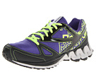 Reebok - ZigTech Trail 1.0 (Fearless Purple/Black/Neon Yellow/Steel)