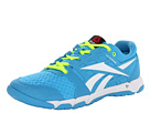 Reebok Reebok ONE Trainer 1.0 (Blue Blink/White/Neon Yellow/Excellent Red/Black) Women's Cross Training Shoes