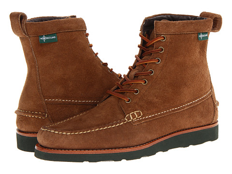 Eastland 1955 Edition - Sherman 1955 (Wheat Suede) Men's Lace-up Boots