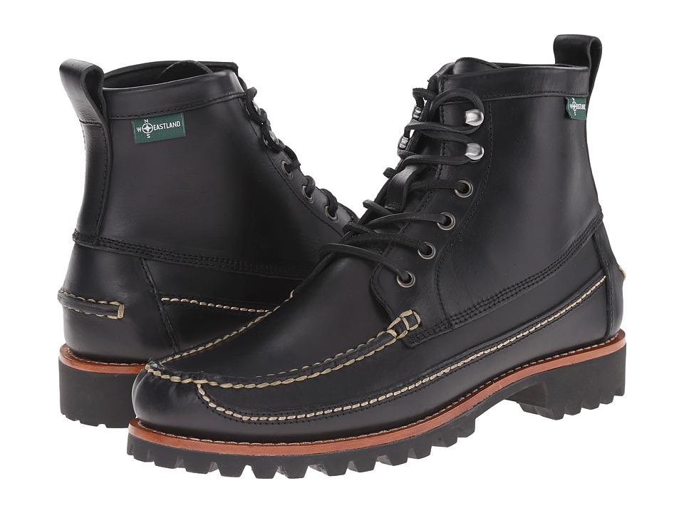 Eastland 1955 Edition Franconia 1955 (Black Leather) Men