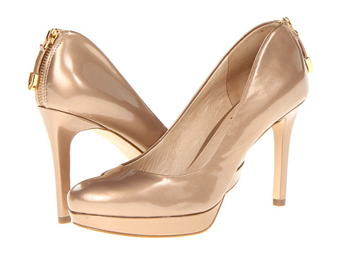 Joan & David - Wilma (Champagne Patent) High Heels