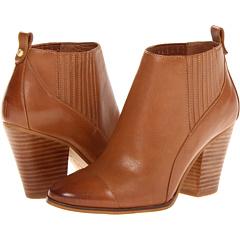 Joan David Hudson (Cognac Calf) Footwear