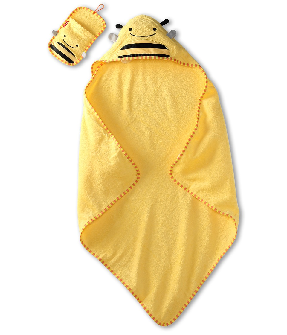 Skip Hop - Zoo Towel Mitt Set (Bee) Bath Towels