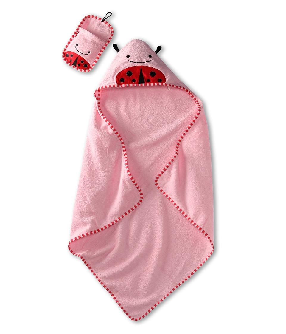 Skip Hop - Zoo Towel Mitt Set (Ladybug) Bath Towels