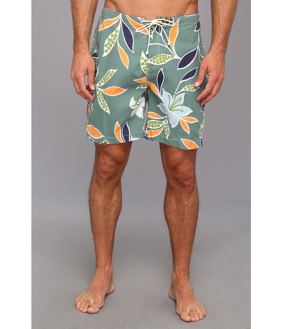 Toes on the Nose - Nuevo Boardshort (Grey) Men's Swimwear