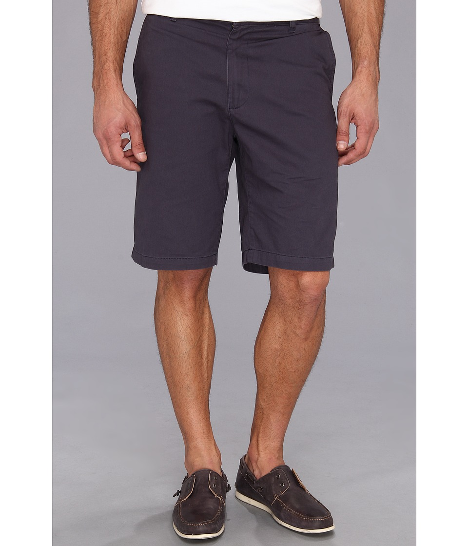 Dockers Men's - Core Flat Front Short (Maritime) Men's Shorts