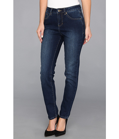 Jag Jeans - Miranda Mid Slim in Dark Rain Wash (Dark Rainwash) Women