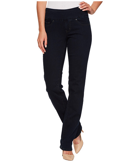Jag Jeans - Peri Pull-On Straight in After Midnight (After Midnight) Women's Jeans