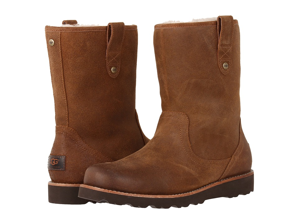 UGG - Stoneman (Chestnut Suede) Men